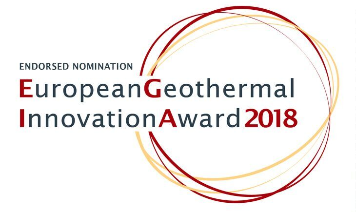 European Geothermal Innovation Award 2018